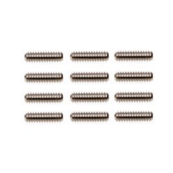 44900-8062  - 44900-8062 - Fin Screw Set Surf 12mm (4pcs)+16mm (8pcs)