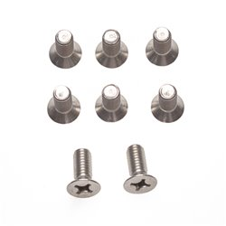 44900-8060  - 44900-8060 - Fin Screw M6x14mm (8pcs) - 14mm