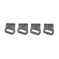 44200-8010  - Duotone Entity Strap Buckle Set (4pcs) small - grey