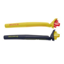 Duotone Floater for Trust Bar (pair) - blue-yellow