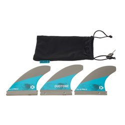 44200-8025  - Duotone TS-S Pro II Fins (3pcs) - grey - S