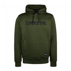 Mystic Brand Hood Sweat moss