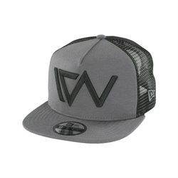 ION Cap Maiden grey