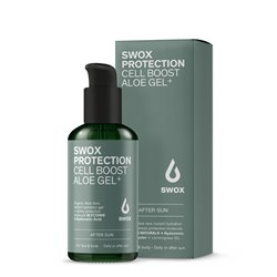 Swox Cell Boost Aloe Gel