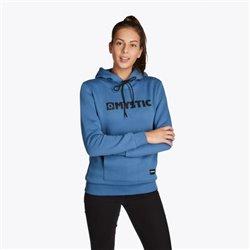 35104.190537.441  - Mystic Brand Hoodie Sweat denim blue