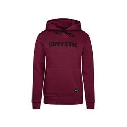 35104.210033  - Mystic Brand Hoodie Sweat Women burgundy