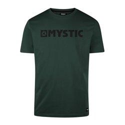 Mystic Brand Tee Men cypress green