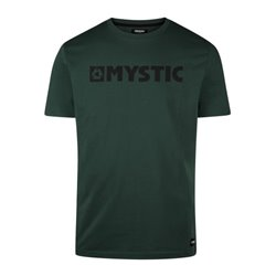 Mystic Brand Tee Men cypress green