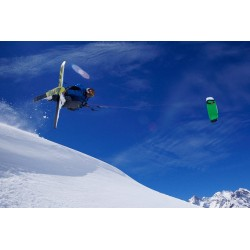 Subzero  - Ozone Subzero V1 - Kite Only with bag