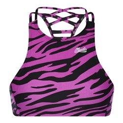 35109.210265  - Mystic Surf Bikini Top black/pink