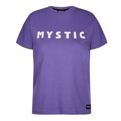 35105.210036  - Mystic Brand Tee Women purple