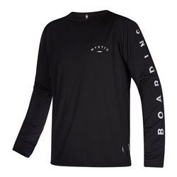 35001.210144  - Mystic The One L/S Quickdry black