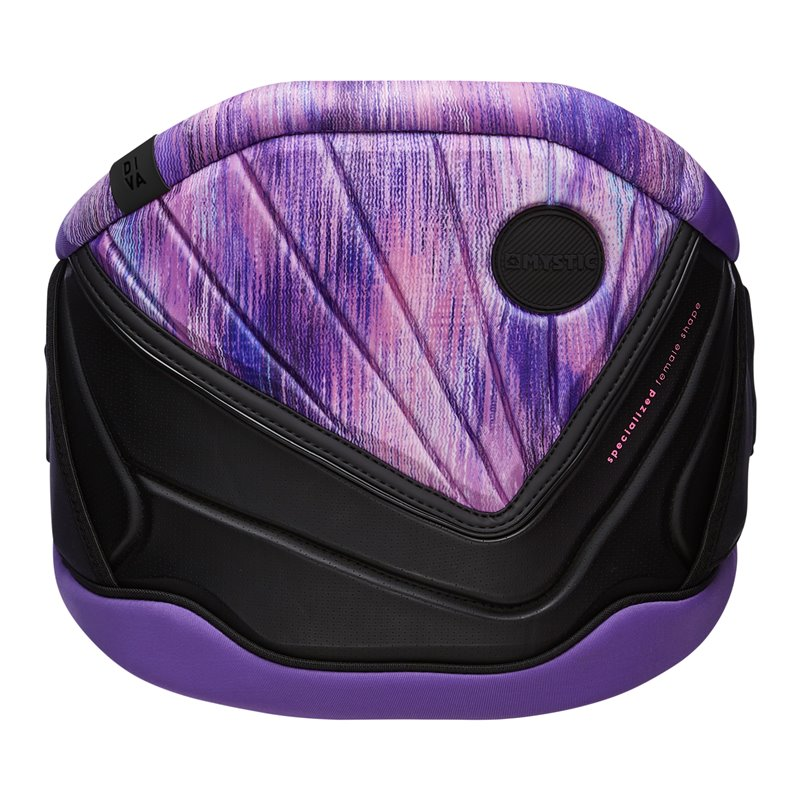 35003.200096  - Mystic Diva Waist Harness Women black/purple