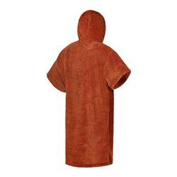 35018.210133  - Mystic Poncho Teddy rusty red