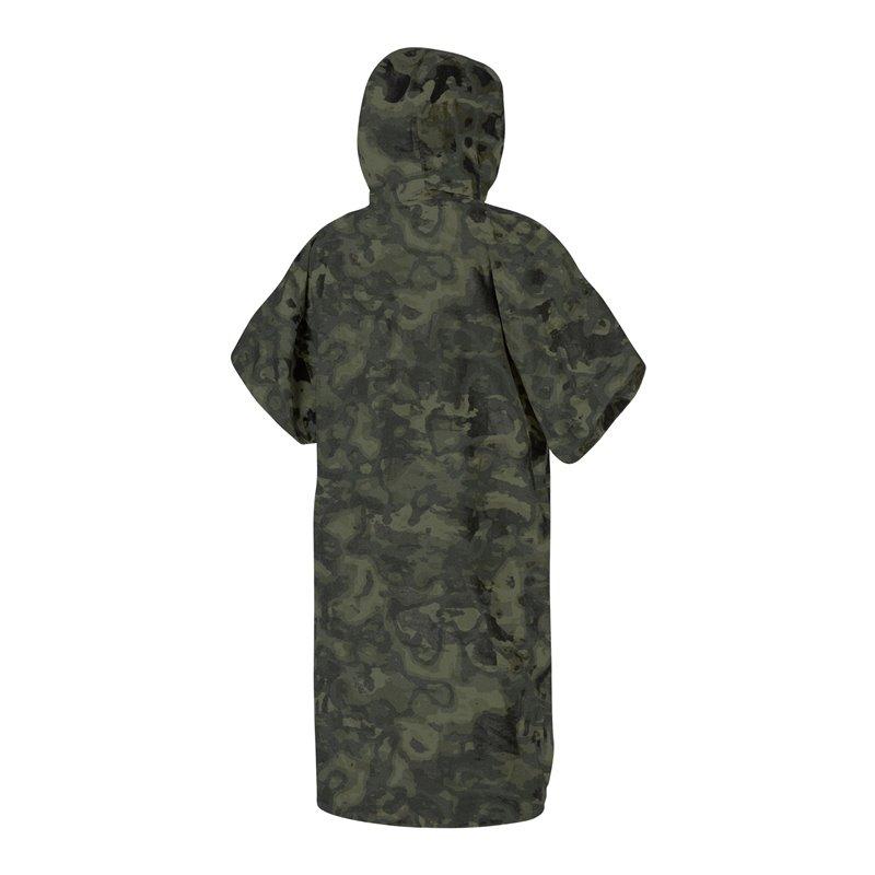 35018.210134  - Mystic Poncho Velour camouflage