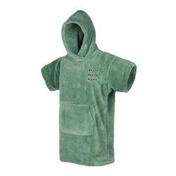 35018.210135  - Mystic Poncho Teddy Junior seasalt green