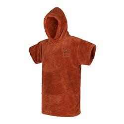 35018.210135  - Mystic Poncho Teddy Junior rusty red
