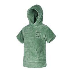35018.210136  - Mystic Poncho Teddy Kids seasalt green