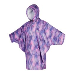 35018.210137  - Mystic Poncho Women black/purple
