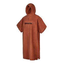 35018.210138  - Mystic Poncho Regular rusty red