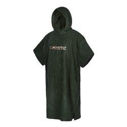35018.210138  - Mystic Poncho Regular dark leaf