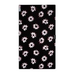 35018.210153  - Mystic Towel Quickdry black/white