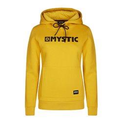 35104.210033  - Mystic Brand Hoodie Sweat Women mustard