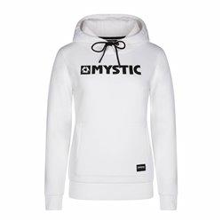 35104.210033  - Mystic Brand Hoodie Sweat Women white