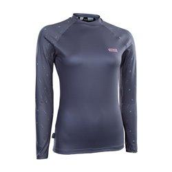 48213-4273  - ION - Rashguard Women LS - steel blue