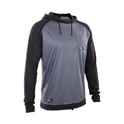 48212-4263  - ION - Wetshirt Hood Men LS - steel blue/black