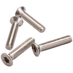 77207-8010  - Fone M6-38mm tapered head screws (A4 - T30 torx) x4