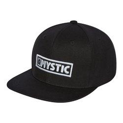 Mystic Kid Local Cap black white