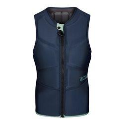 35005.200112  - Mystic Star Impact Vest Fzip Kite Women night blue