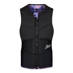 35005.200111  - Mystic Diva Impact Vest Fzip Kite Women black