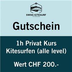 GG-KSP1  - Voucher kitesurf advanced course private 1 hour