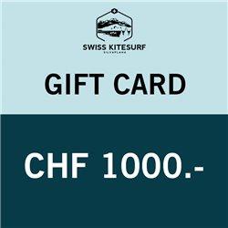 GG1000  - Voucher CHF 1000.-