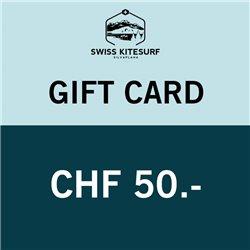 GG50  - Voucher CHF 50.-