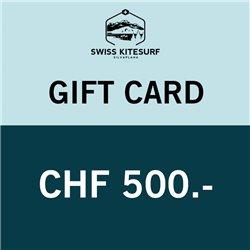 GG500  - Voucher CHF 500.-