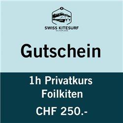 GG-KSPF1  - Voucher foilkite course private 1 hour