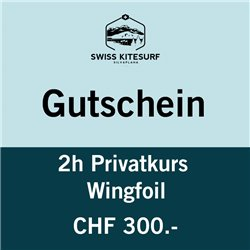 GG-WFP2  - wingfoil course private 2 hours voucher