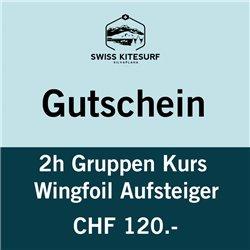 GG-WFAG  - Wingfoil advanced group course voucher
