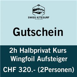 GG-WFHP  - wingfoil course semi-private 2 hours voucher