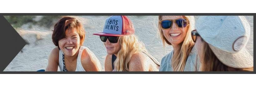 Caps und Beanies