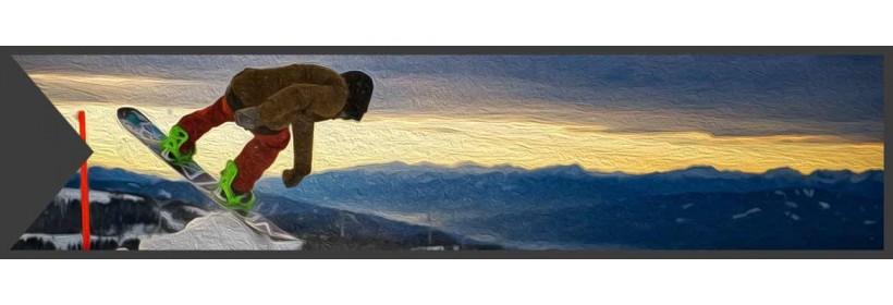 Snowboard Ausverkauf