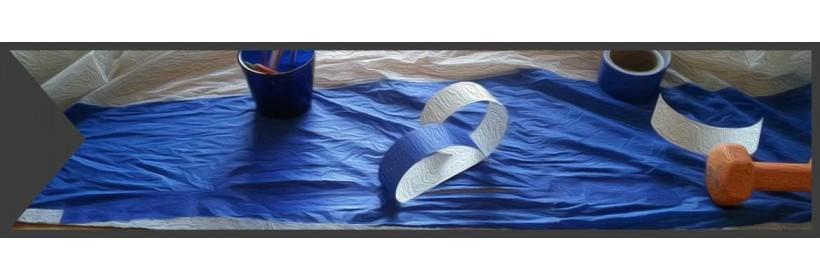 Material für die Segeltuchrreparatur